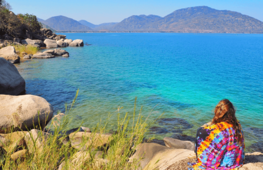 Domwe Island, Lake Malawi