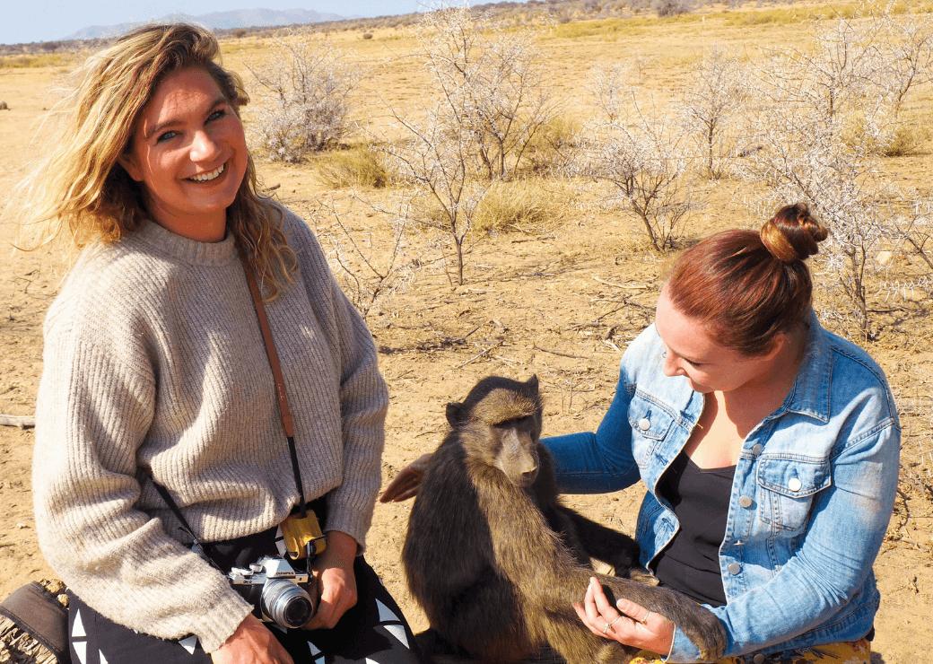 N/a'an ku sê Wildlife Sanctuary Namibia