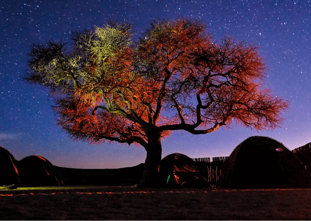 Star Photography, Namibia