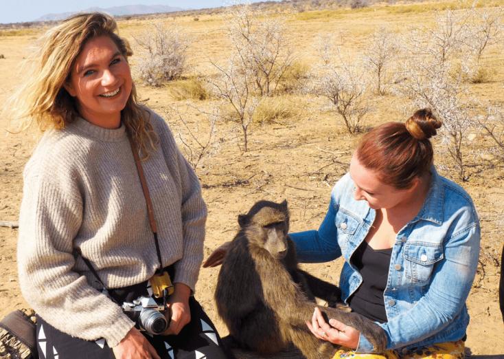 N/a'an ku sê - Things To Do in Namibia