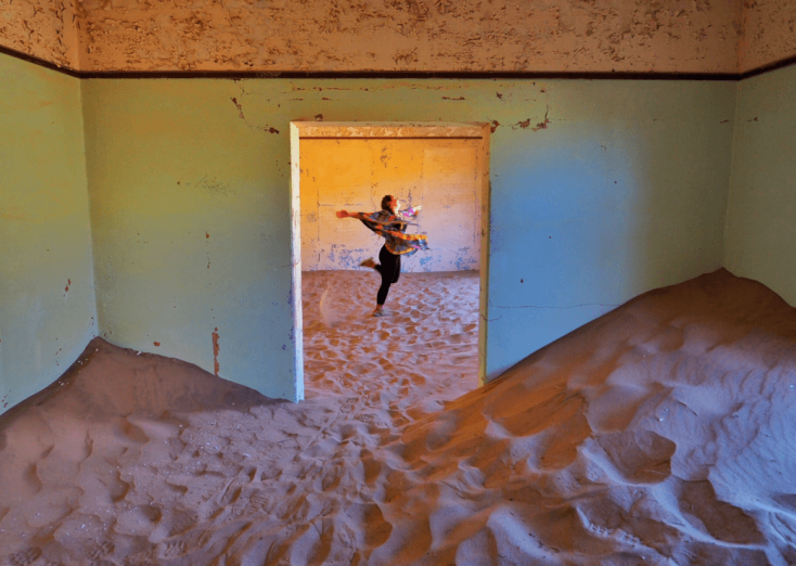 Kolmanskop Ghost Town - Things To Do in Namibia