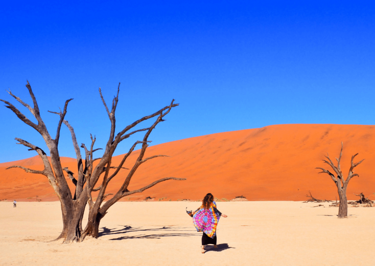 Deadvlei, Namibia - Things To Do in Namibia