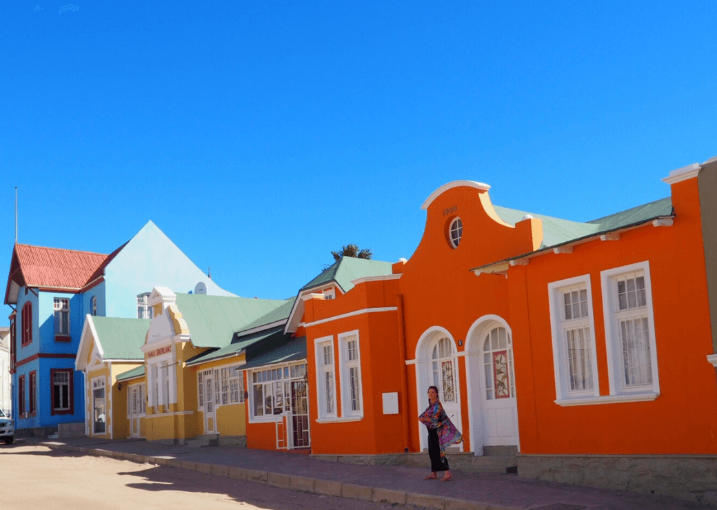 Luderitz, Namibia