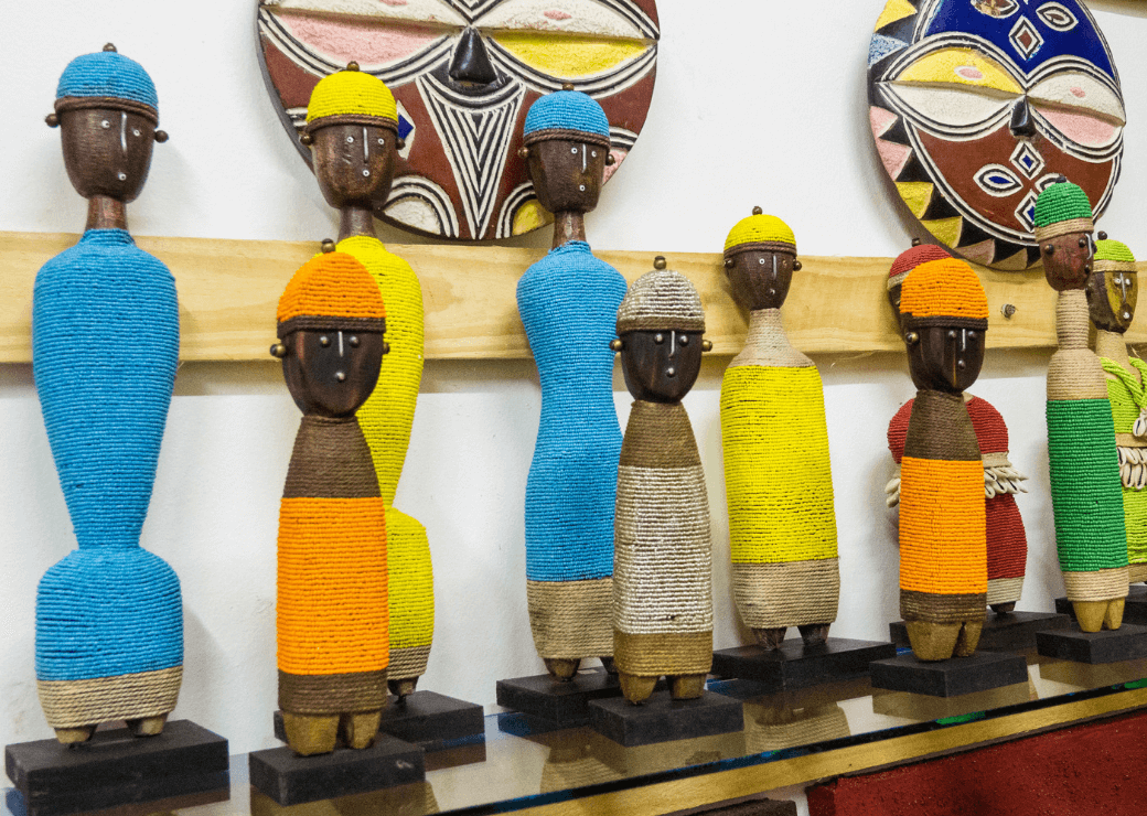 Cameroonian Namji Dolls