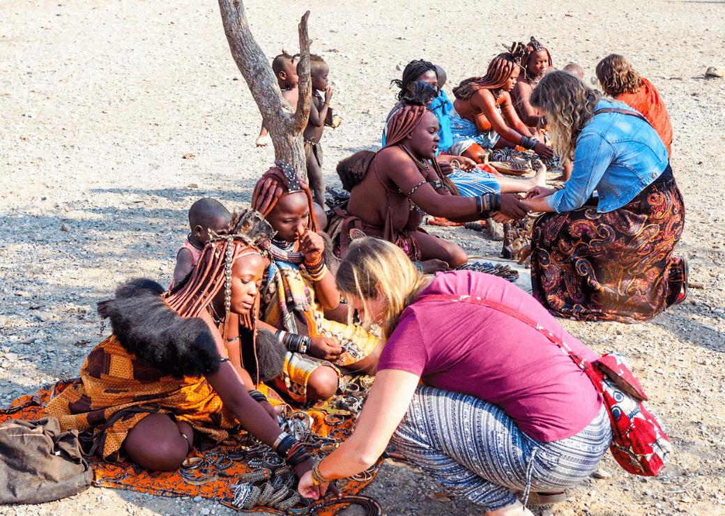Himba Tribe, Namibia