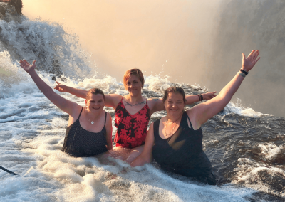 Angel's Pool Victoria Falls