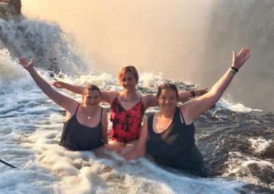 Angel's Pool Victoria Falls