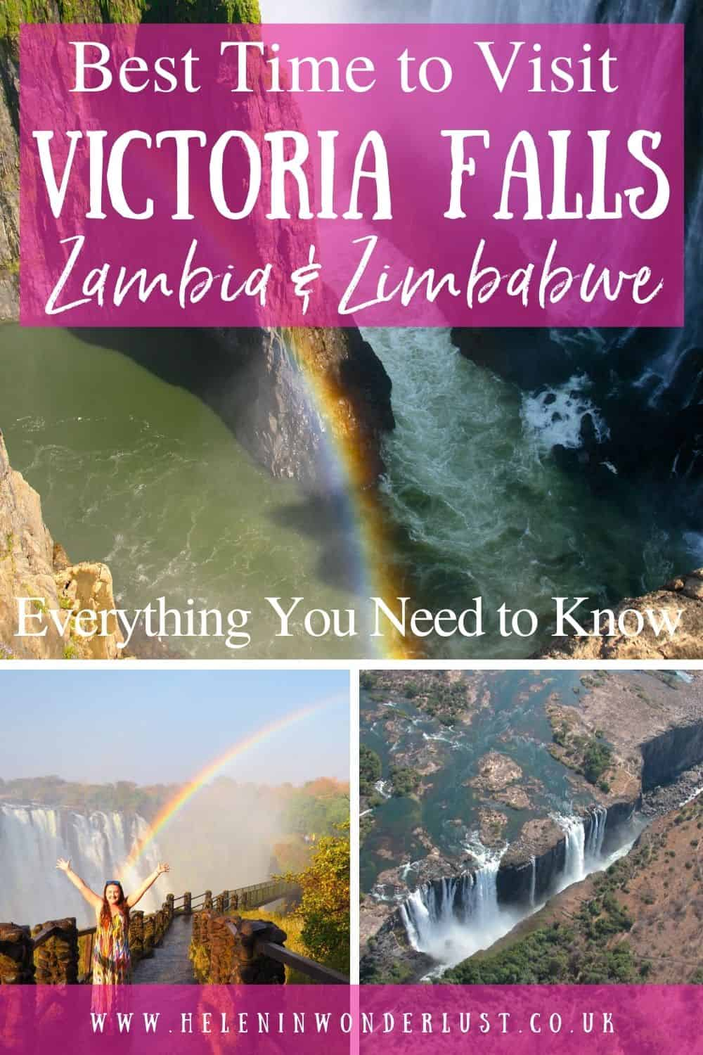 Best Time to Visit Victoria Falls in Zambia & Zimbabwe_ Everything You Need To Know
