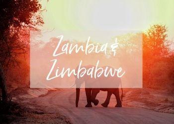 Zambia & Zimbabwe Tour