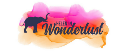 Helen in Wonderlust logo