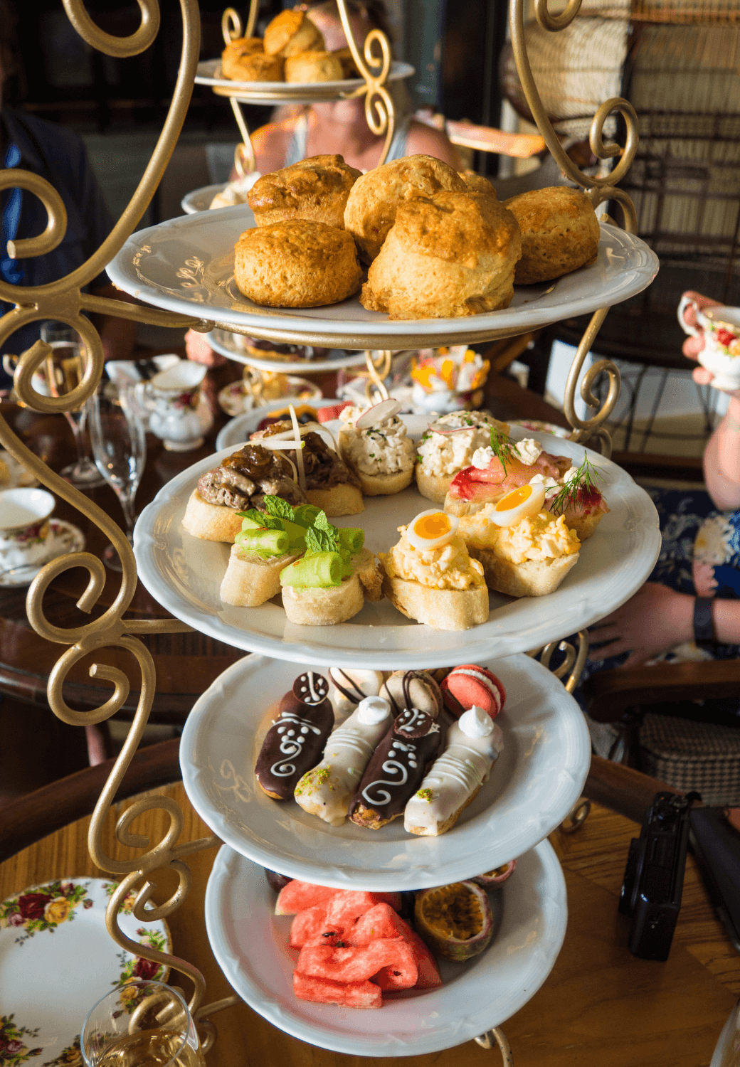 High Tea Royal Livingstone