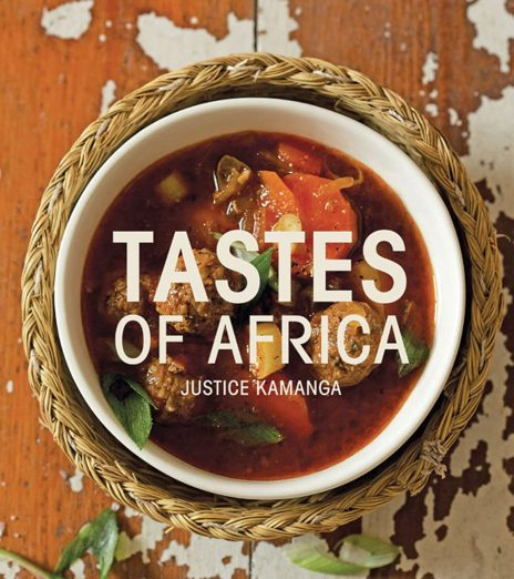 Tastes of Africa Cookbook