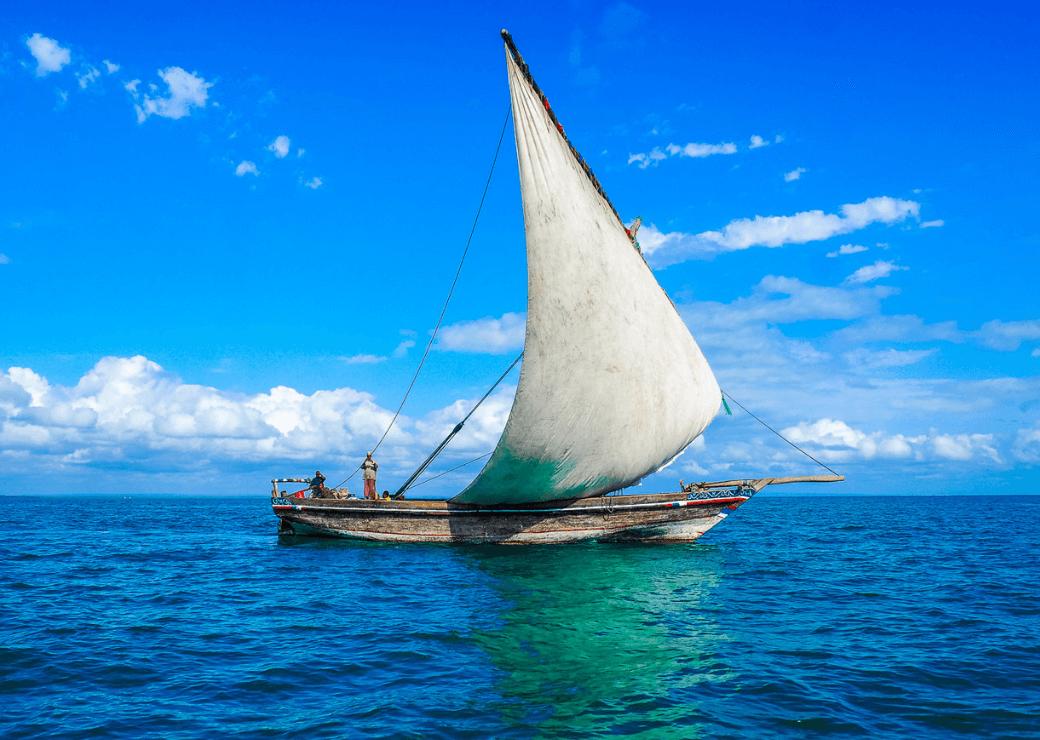 Dhow Tanzania