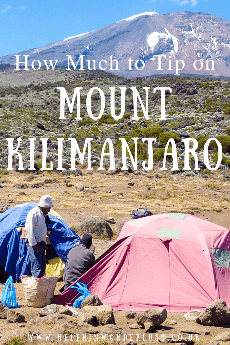 What to Tip on Kilimanjaro