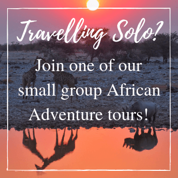 Small Group African Adventure Tours