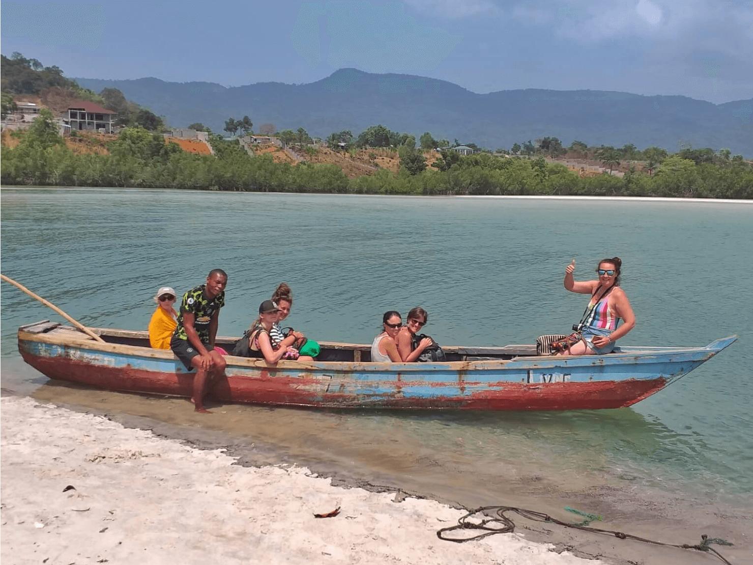 River No. 2 Ferry
