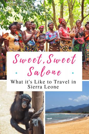 Sierra Leone Travel Blog