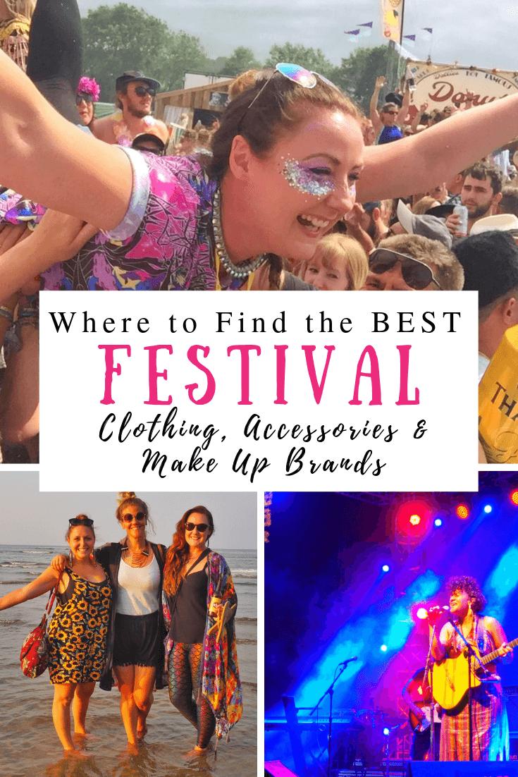 Best Festival Clothing Brands