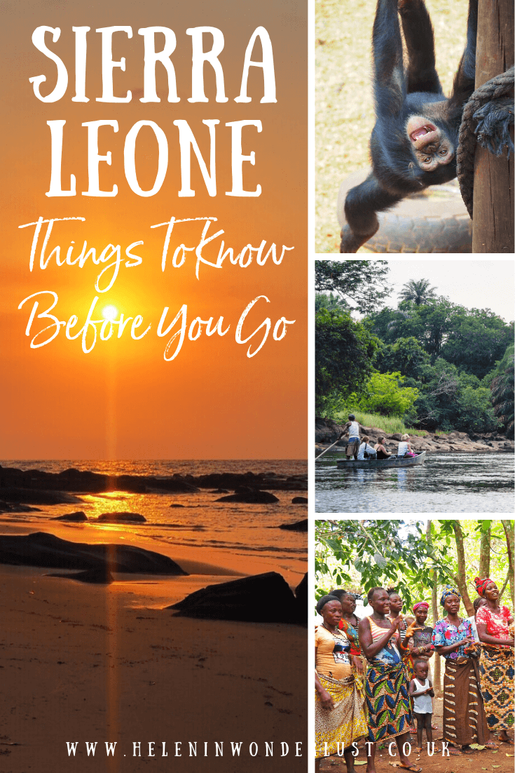 Important Things to Know Before You Visit Sierra Leone!