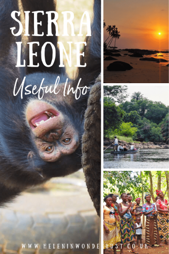 Things to Know Before You Visit Sierra Leone