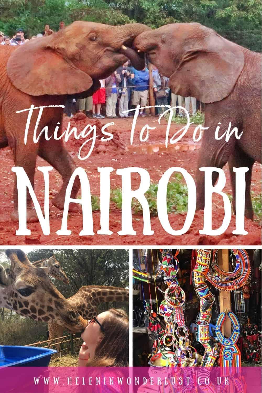 The Best Things To Do in Nairobi, Kenya
