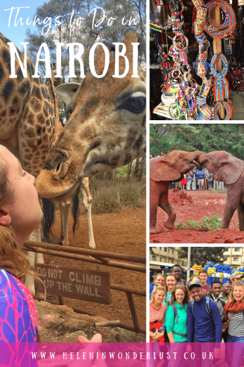 Things To Do in Nairobi - Nairobi is an amazing city full of art, culture and great activities! So here are a few ideas of all the incredible things to do in Nairobi.