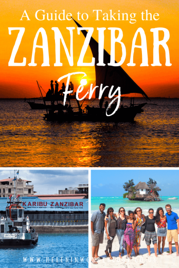 The Ultimate Guide to Taking the Zanzibar Ferry