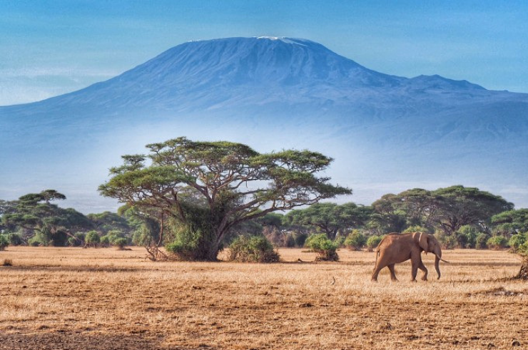 Amboseli National Park, Kenya - Helen in Wonderlust