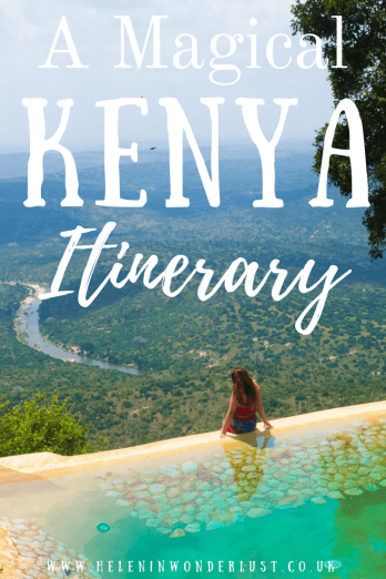 Kenya Itinerary - Helen in Wonderlust