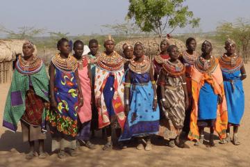 Umoja Women's Village, Samburu National Reserve - Helen in Wonderlust