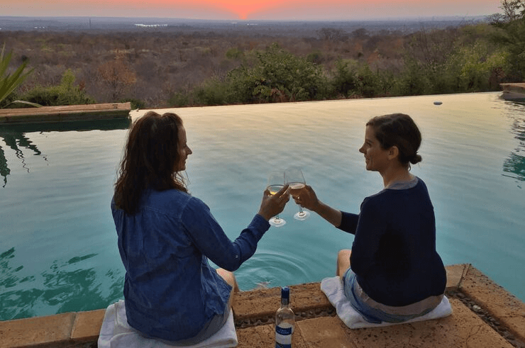 The Stanley Safari Lodge in Livingstone, Zambia
