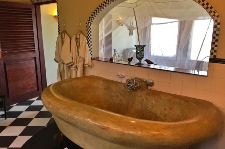 The Rooms at the Stanley Safari Lodge, Livingstone, Zambia