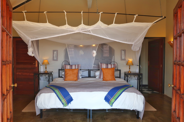 The Rooms at the Stanley Safari Lodge, Livingstone, Zambia
