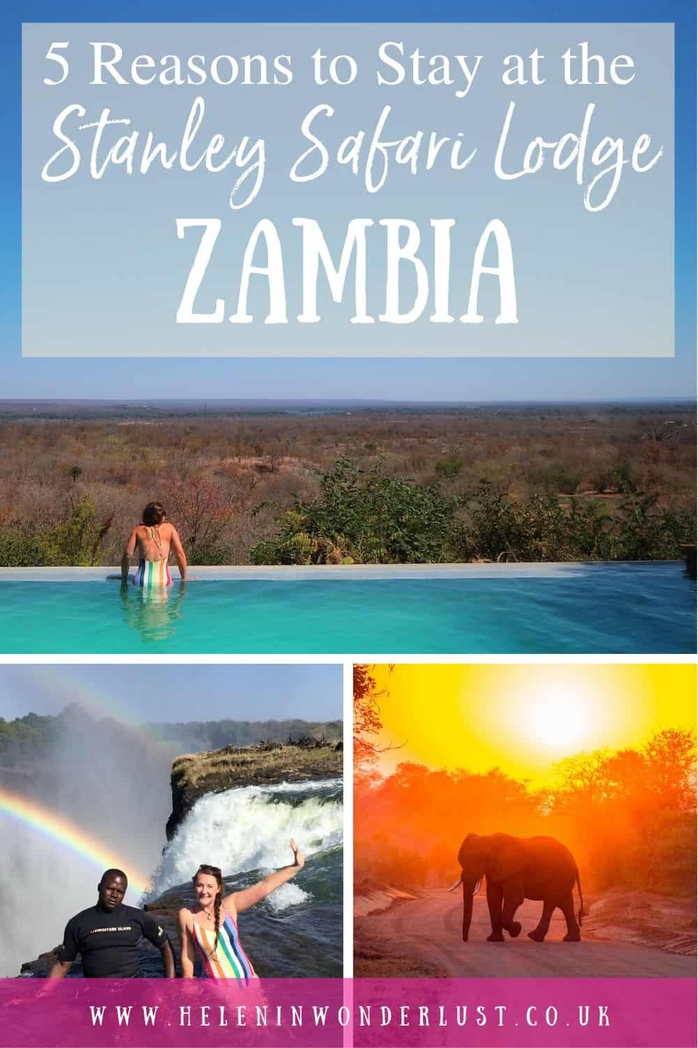 5 Reasons to Stay at the Luxurious Stanley Safari Lodge in Livingstone, Zambia