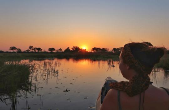Okavango Delta Botswana - Rock My Adventure Tours