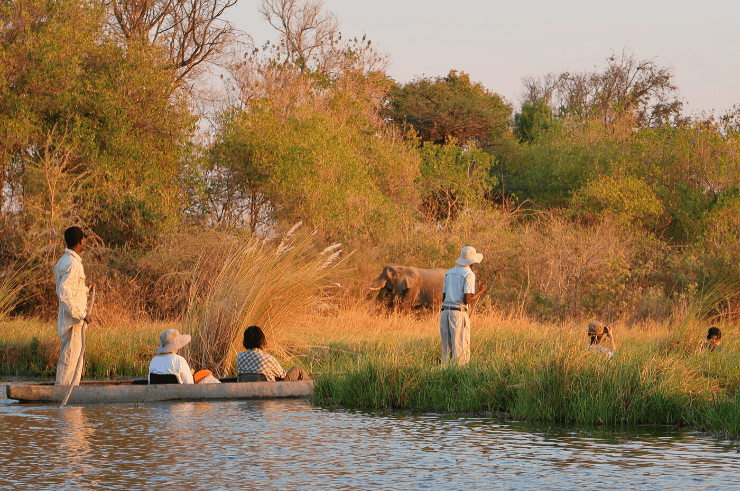 Okavango Delta Botswana - Rock My Adventure Tours
