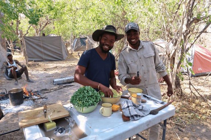 Luxury Budget Camping in Botswana - Rock My Adventure
