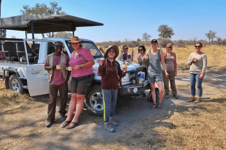 Savuti Botswana - Rock My Adventure Tours