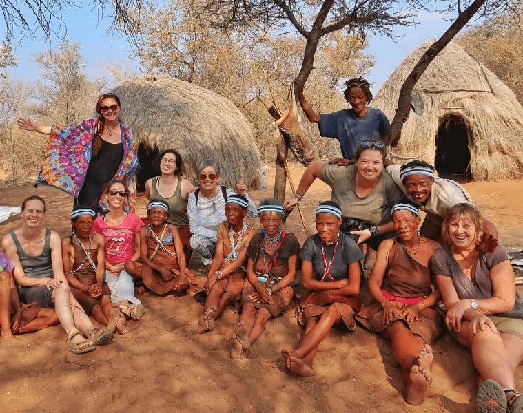 Rock My Botswana & Victoria Falls Adventure