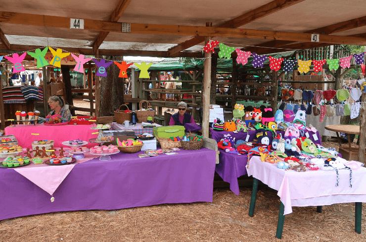 Hawkerville Market, Plettenberg Bay