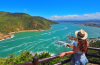 View from the East Head Viewpoint in Knysna - Garden Route Itinerary