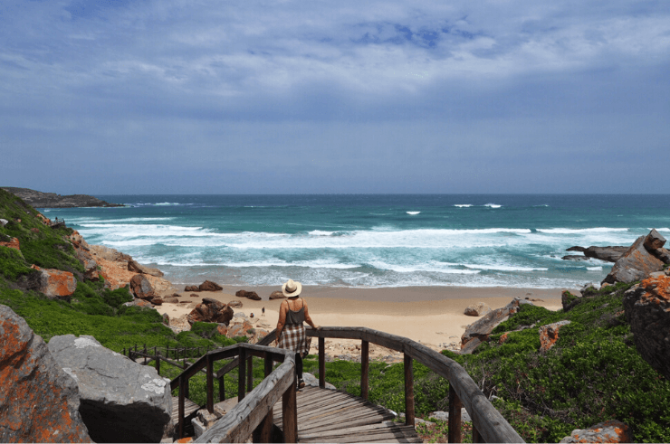 Hiking the Robberg Peninsula - Garden Route Itinerary