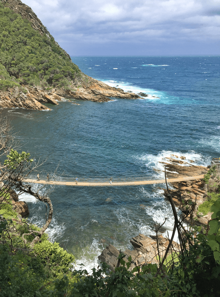 Storms River Mouth - South Africa Garden Route Itinerary