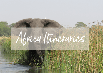 Africa Itineraries