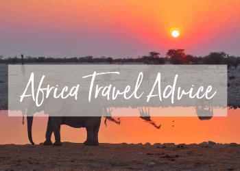 Africa Travel Advice
