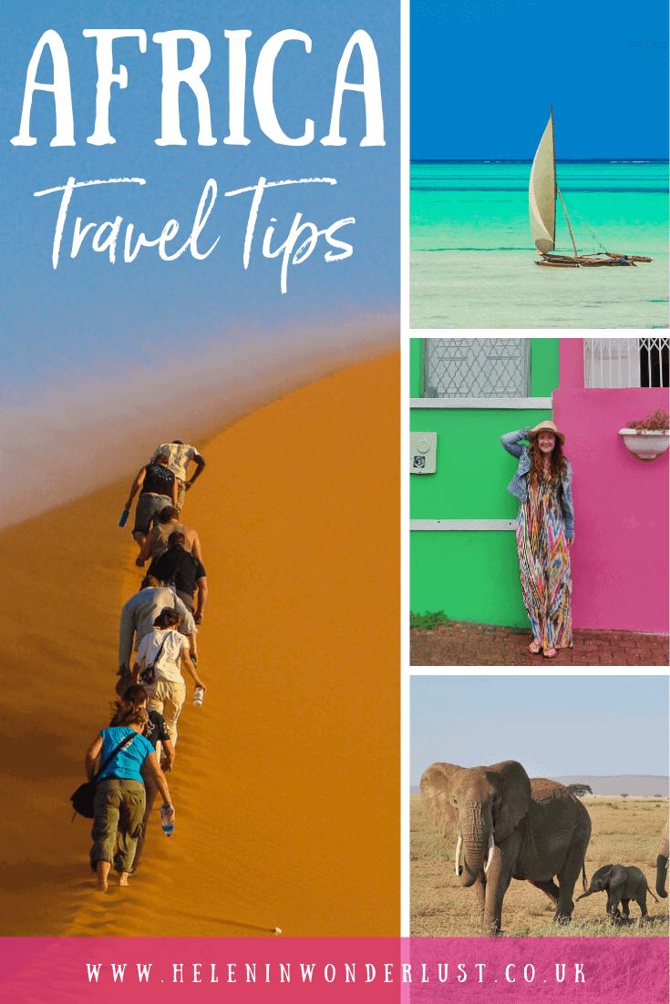 Africa Travel Tips