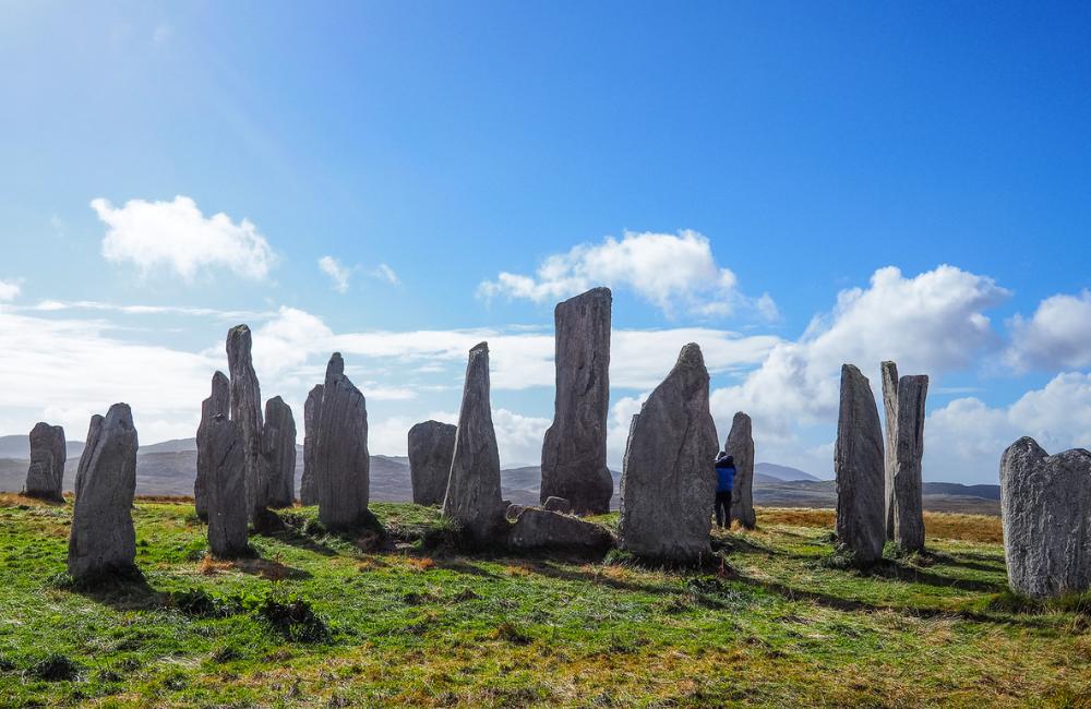 Callanish Standing Stones, Outer Hebrides, Scotland