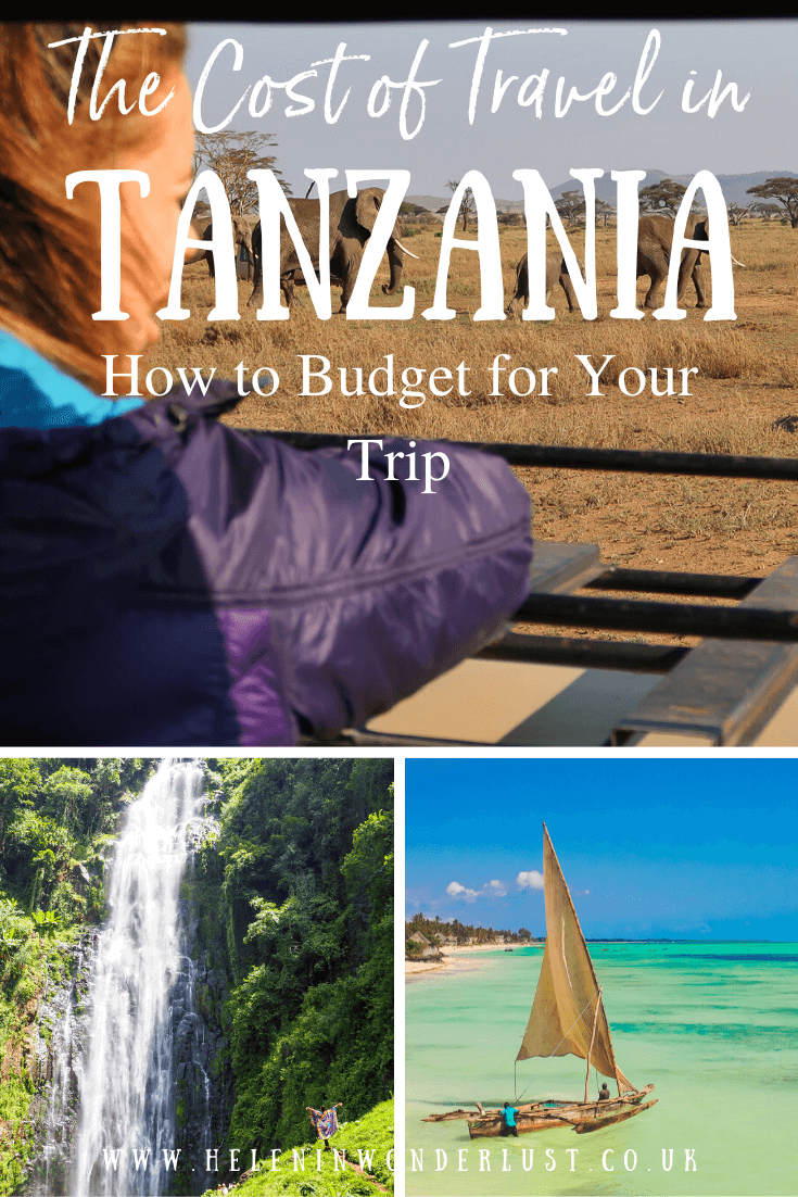 The Cost of Travel in Tanzania (and how to save)