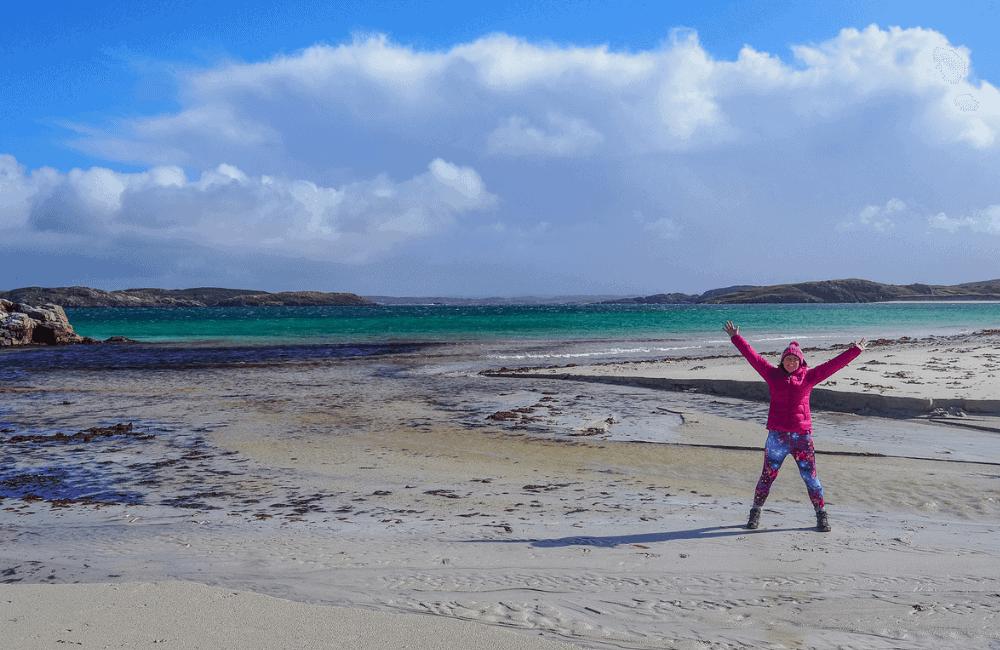 Reef Beach, Lewis, Outer Hebrides, Scotland