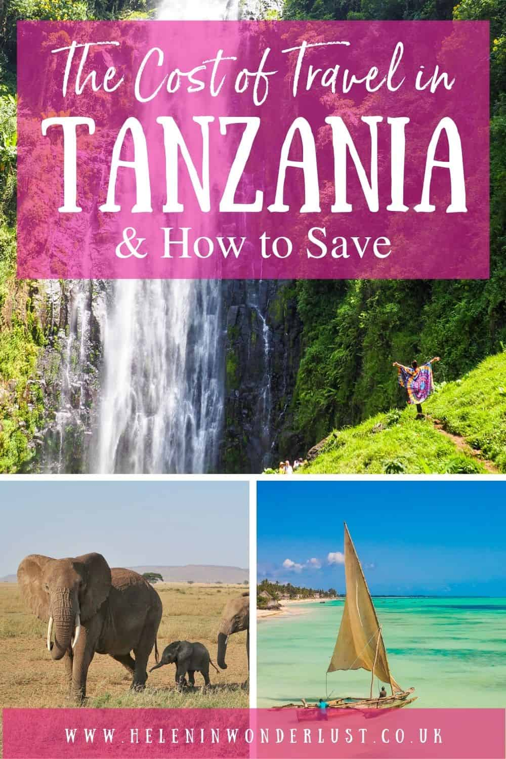 The Cost of Travel in Tanzania & How to Save